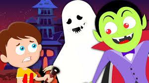 halloween kids music