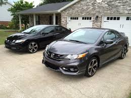 any happy 2014 honda civic si coupe sedan owners
