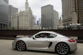 porsche truck 2006 2014 porsche cayman s earns its pedigree chicago tribune