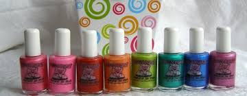 water nail polish for little girls piggy paint
