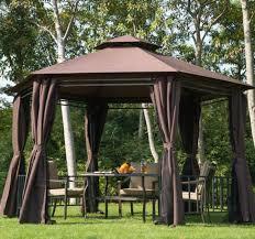 Backyard Gazebo Planning Garden Treasure Gazebo Design Home Ideas