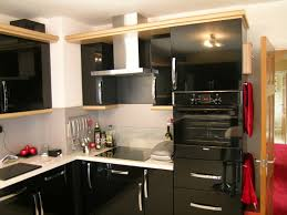 black kitchen cabinets ideas dark kitchen cabinets colors u2014 smith design black kitchen