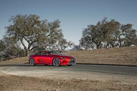 lexus lc luxury coupe 2018 lexus lc 500 first look review motor trend