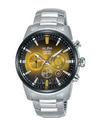 Jam Tangan Alba Analog jam tangan alba sign a