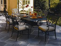 Aluminum Patio Dining Set Cast Aluminum Patio Furniture Orange County Ca Outdoor Sofas