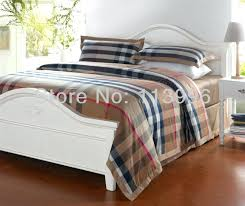 mens duvet covers queen yarn dyed striped men bedding sets king