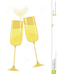 champagne glass cartoon champagne cliparts