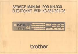 kh930 service manual