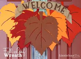Fall Doors Decorations & Interior DesignSimple Fall Themed