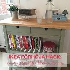 Kitchen Island On Wheels Ikea Best 20 Kitchen Storage Trolley Ideas On Pinterest Ikea Trolley