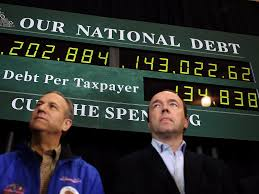 Flipping Vegas Fake by Us Government 19 Trillion Debt Not A Problem Business Insider