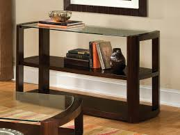 modern console table with storage