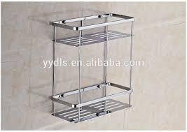bathroom shelves stainless steel home design