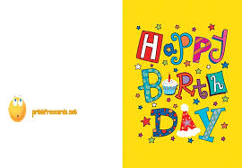 free birthday cards printable birthday card free birthday cards free print a free