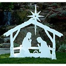 outdoor nativity and nativity sets yard decorations