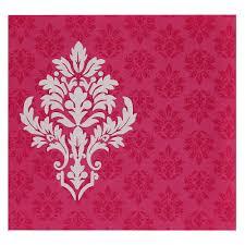 Indian Wedding Card Invitation Exquisite Indian Wedding Card In Deep Pink And Golden Wedding