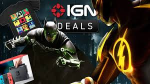 amazon black friday deals calendar animal crossing daily deals 20 off injustice 2 out in 2 days ign