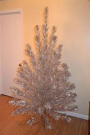 aluminum tree collection on ebay