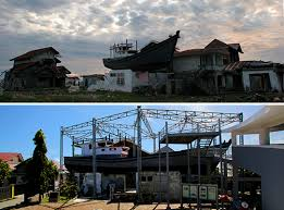 10 years after indonesia tsunami survivors prove their resilience