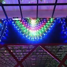2017 factory direct led lights led lights led cobwebs decorative