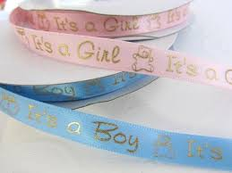 it s a girl ribbon embellishment world baby shower 25 yards pink baby