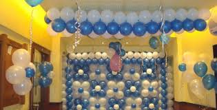 How To Make A Childs Birthday Party Decorations At Home Ideas - Birthday decorations at home ideas