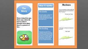 brochure word 2013 brochure template