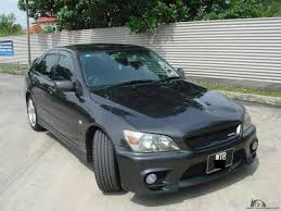 toyota lexus altezza for sale toyota altezza 2 0 reviews prices ratings with various photos