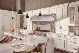 White On White Transitional Kitchen Transitional Kitchen - Transitional kitchen cabinets
