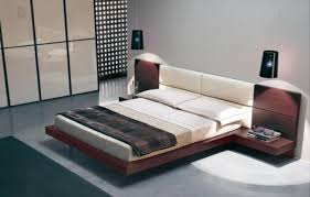 Modern Platform Bedroom Sets Bed Imposing Palermo Modern Platform Bed Collection Glamorous