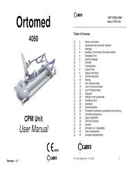 mu ortomed 4060 cpm ingles version 1 radio hertz