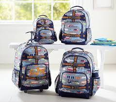 Pottery Barn Batman Backpack Mackenzie Brody Transportation Backpacks Pottery Barn Kids