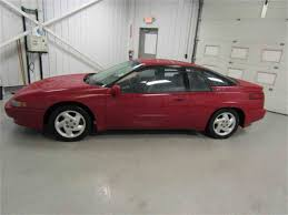 svx subaru for sale 1994 subaru svx for sale classiccars com cc 1009790