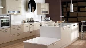italian design kitchen black white granite island cart under