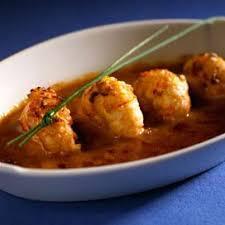 cuisiner des queues de langouste gratin de queues de langoustines sauce américaine recette gratin