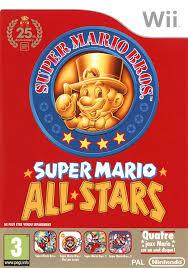 jeux de mario cuisine jeu vidéo mario all edition 25e anniversaire wii