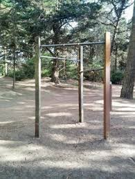 Backyard Pull Up Bar by Hotgym Free Standing Compact Pull Up Bar For The Uk Exercise