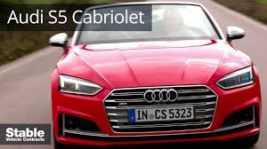pink audi convertible 2017 audi s5 cabriolet in misano red youtube