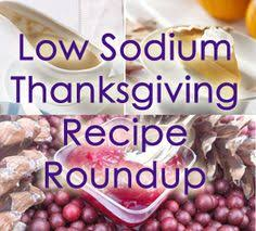 low sodium 12 9g per serving thanksgiving