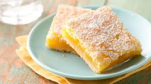 lemon squares recipe bettycrocker