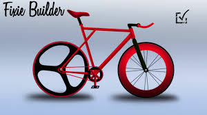 fixie builder design the bike android apps on play - Fixie Design
