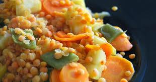 comment cuisiner les haricots plats recettes de haricots plats et de carottes