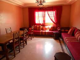 chambre de sejour locations appartement 2 chambres hivernage marrakech agence