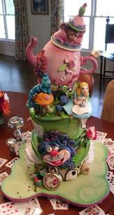11 cakes based on kids u0027 books movies and tv shows mental floss