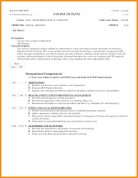 Resume Writing Workshop Objectives by 10 Dental Assistant Resume Objective Fillin Resume