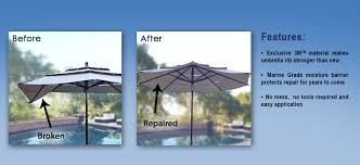 How To Fix Patio Umbrella Patio Umbrella Rib Repair