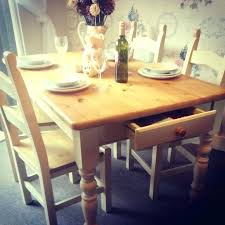 pine dining table and chairs for sale u2013 zagons co