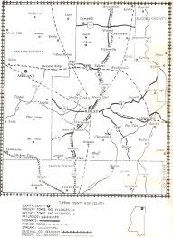 Map Of Ms Map Of Tippah County Ms