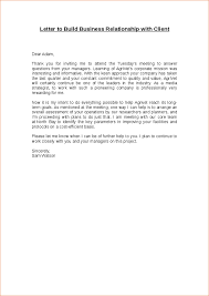thank you for meeting with me business letter images letter