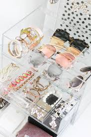 Desk Organization Accessories by Best 25 Acrylic Organizer Ideas On Pinterest Acrylic Makeup